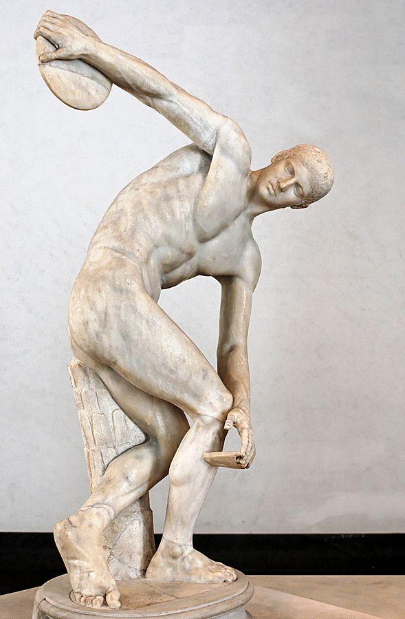 Discobolus_Lancelotti_Massimo sport